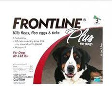 Frontline Plus Extra Large Dog 40 - 60kg