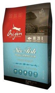 Orijen 6 Fish Cat Food