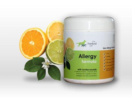 The Herbal Pet Allergy Formula 200g Door To Paw