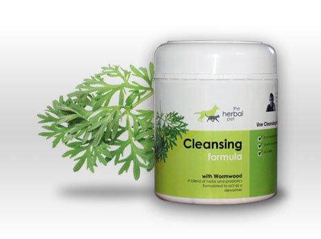 Herbal pet Cleansing Formula