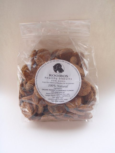 Rooibos Anti-Itch Rooibos Biscuits