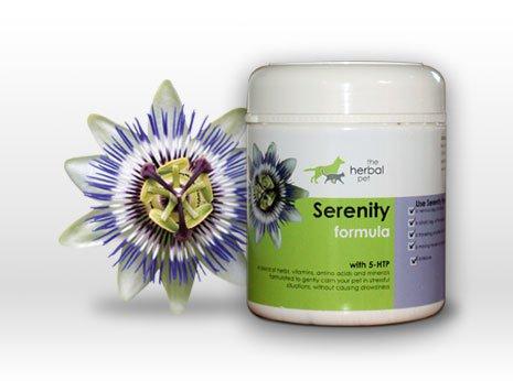 Herbal pet Serenity Formula