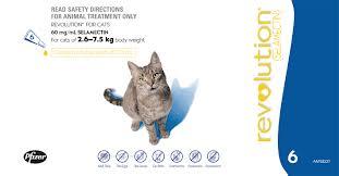 Revolution Cat 2.5 - 7.5kg