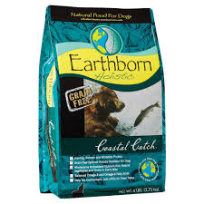 Earthborn Holistic Coastal Catch Grain Free Dog Food