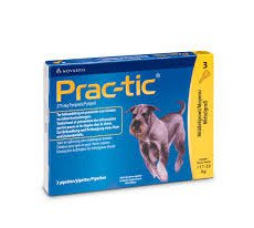 Prac-tic Top Spot for Medium Dogs 4.5 - 11kg