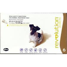 Revolution Medium Dog 5 - 10kg