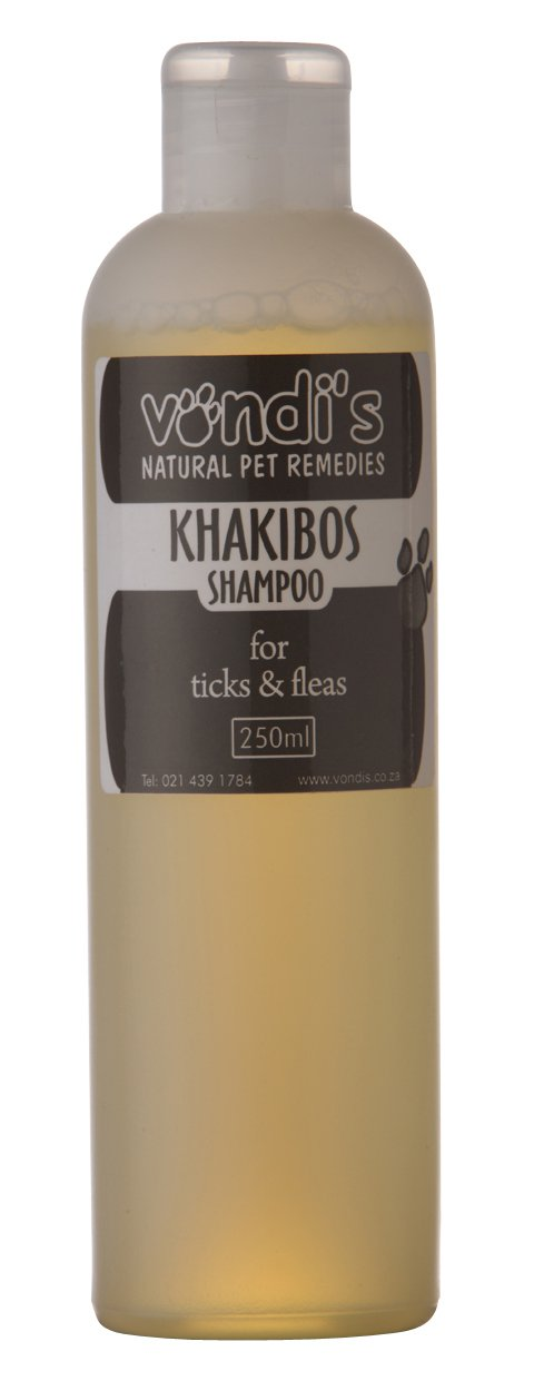 Vondi's Khakibos Shampoo - 250ml