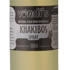 Vondi's Khakibos Pump - 500ml