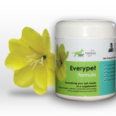 Herbal Pet Everypet Formula - 200g tub