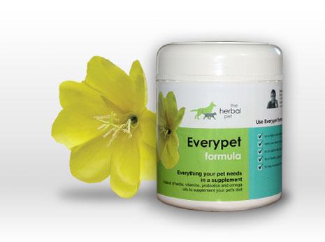 Herbal Pet Everypet Formula - 200g tub