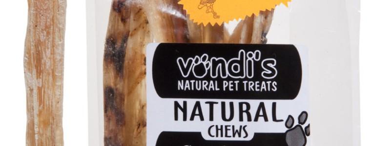vondi's ostrich chews
