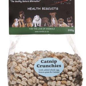 Vondi's Jenny Morris Catnip Crunchies - 200g