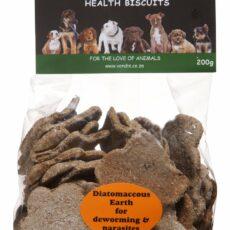 Vondi's Jenny Morris Diatomaceous Crunchies - 200g