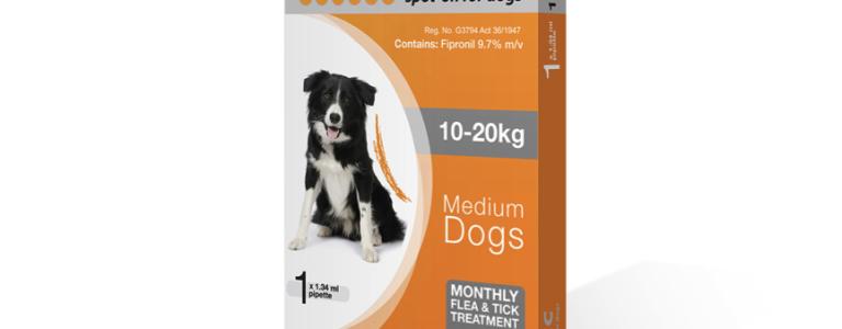 Fiprotec Medium Dot 10 - 20kg