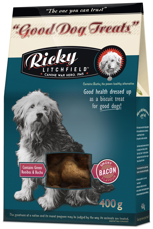 Ricky Litchfield Good Dog Treats Door To Paw