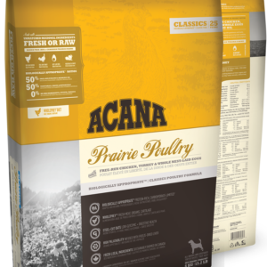 ACANA Dog Food - Prairie Poultry